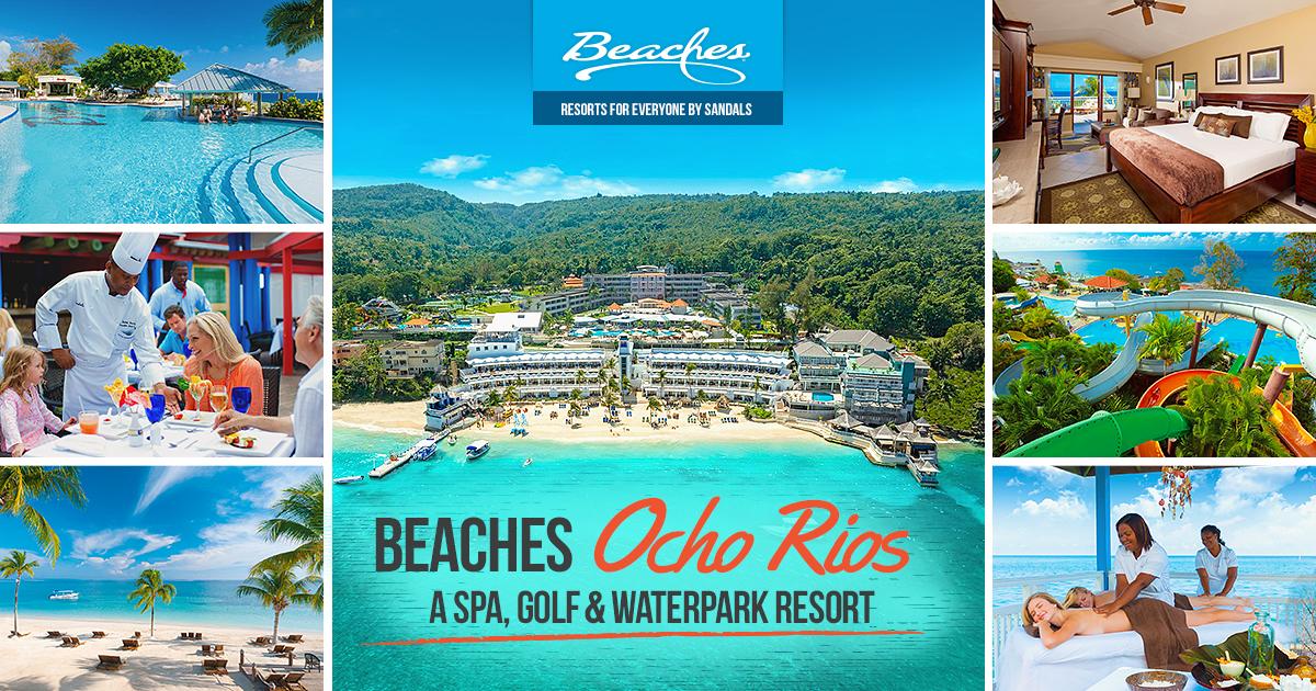 Ocho Rios All Inclusive Family Resort In Jamaica Beaches Golf Club