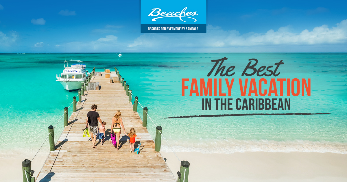 All Inclusive Kid Friendly Resorts in the Caribbean  Family Friendly